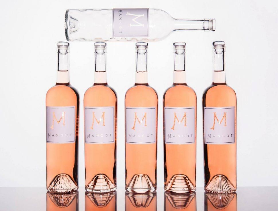 J-7 avant la mise en bouteille du Rosé !!