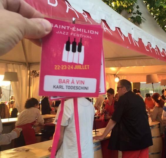 Des grands noms et des grands vins au Festival de Jazz de Saint Emilion !