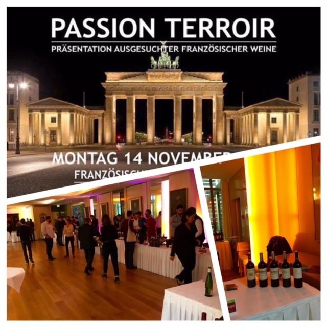 Château Mangot à Passion Terroir en Allemagne !
