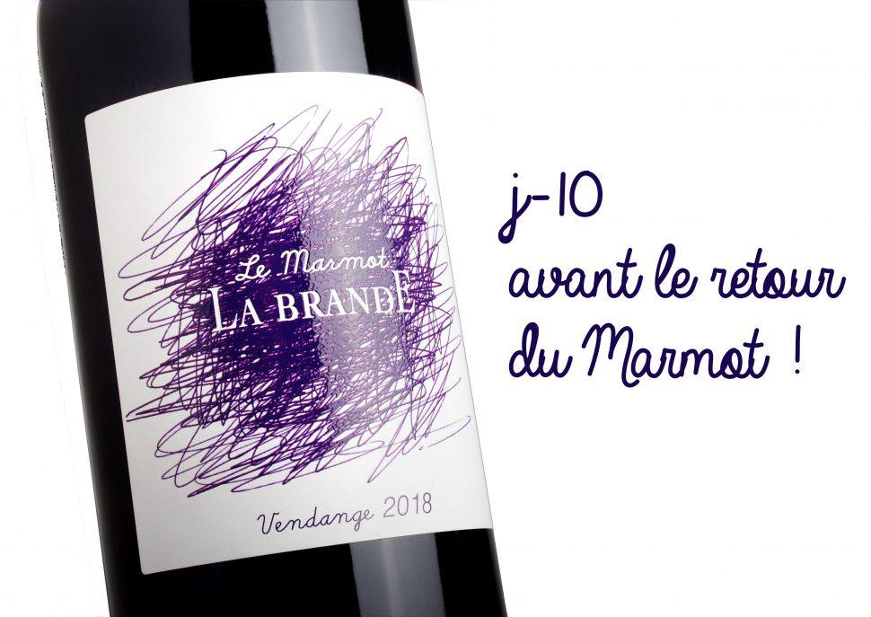 J-10 …. Le MARMOT de La Brande !