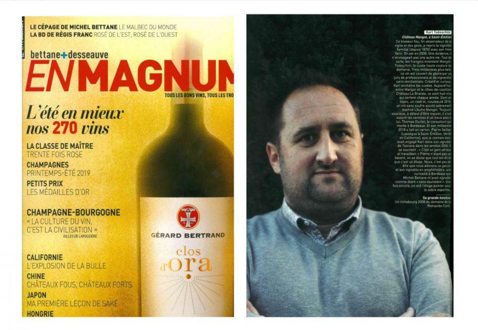 En Magnum – Portrait de Karl Todeschini